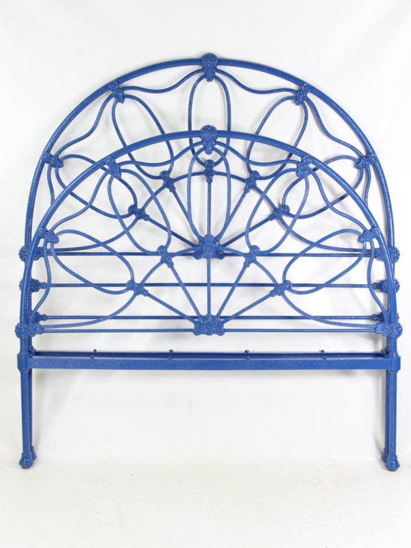 Victorian Iron Double Bed